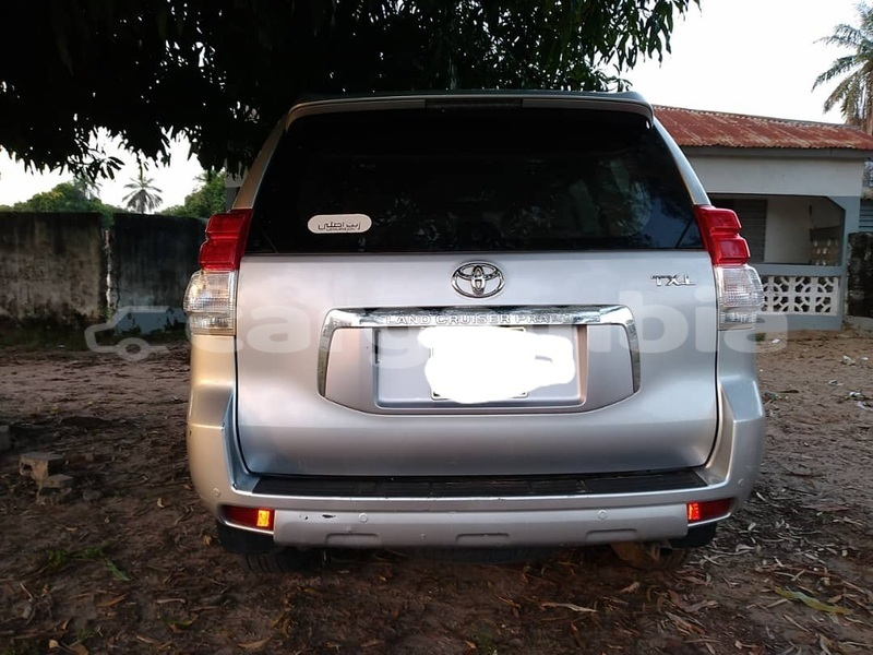 Big with watermark toyota land cruiser prado brikama sukuta 195