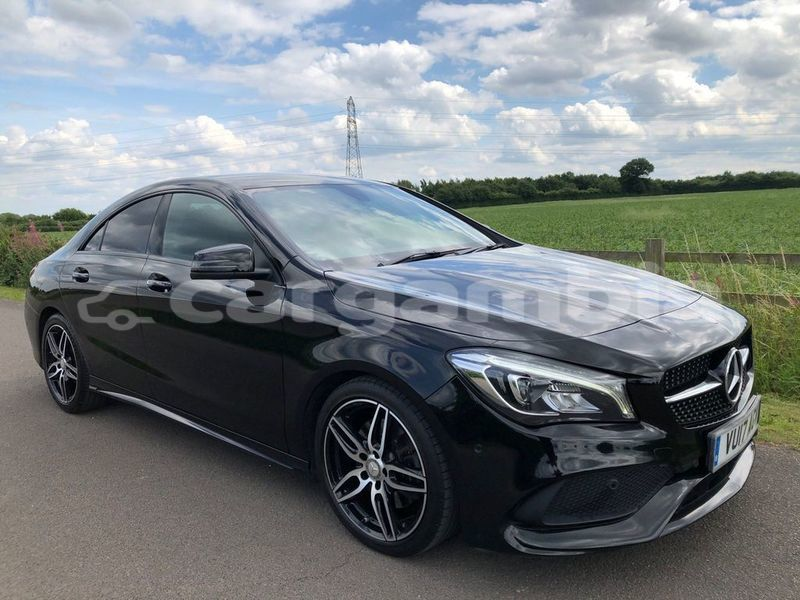 Big with watermark mercedes benz cla klasse brikama sukuta 204