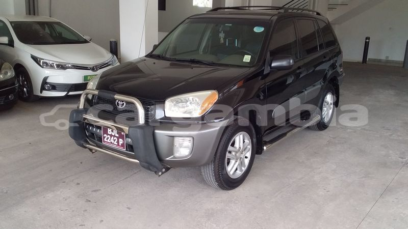 Big with watermark toyota rav4 banjul banjul 76